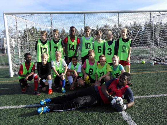 jalkapallojoukkue-2016
